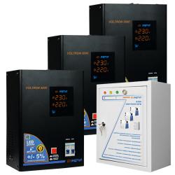Стабилизатор напряжения Энергия Voltron 5% 15000 / Е0101-0200